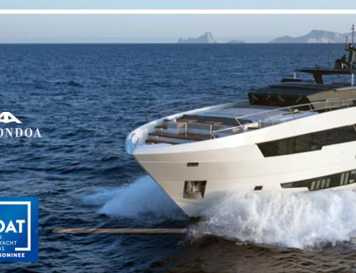 ASTONDOA de nuevo en los World Superyacht Awards