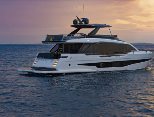 ASTONDOA presents the AS8, a new yacht model full of inspiration