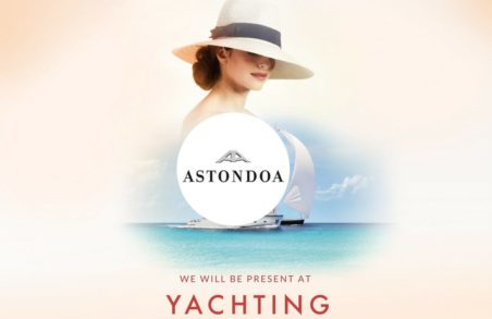 ASTONDOA IS GETTING READY FOR CANNES YACHTING FESTIVAL 2018