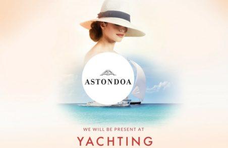 ASTONDOA se prepara para Cannes Yachting Festival 2018